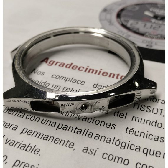 Taller Relojería Madrid Taresa. Reparación Caja Reloj longines
