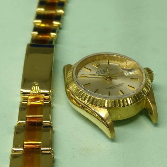 Reparación Reloj Rolex en Madrid. Relojería Taresa centro relojero en Madrid